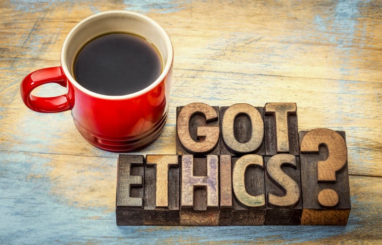 real estate code of ethics